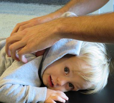 Children's chiropractor Sunshine Coast