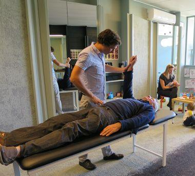 Chiropractor for Buderim families